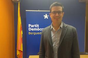 Jordi Sabata serà el cap de llista del PDeCAT a Berga