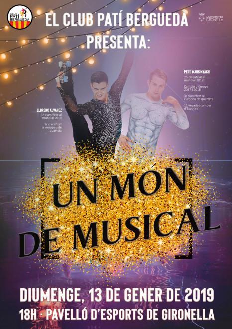 Un món de musical @ Pavelló desports de GIRONELLA