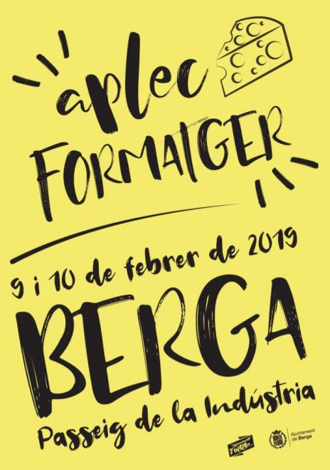 APLEC FORMATGER 2019 @ Passeig de la Indústria (BERGA)