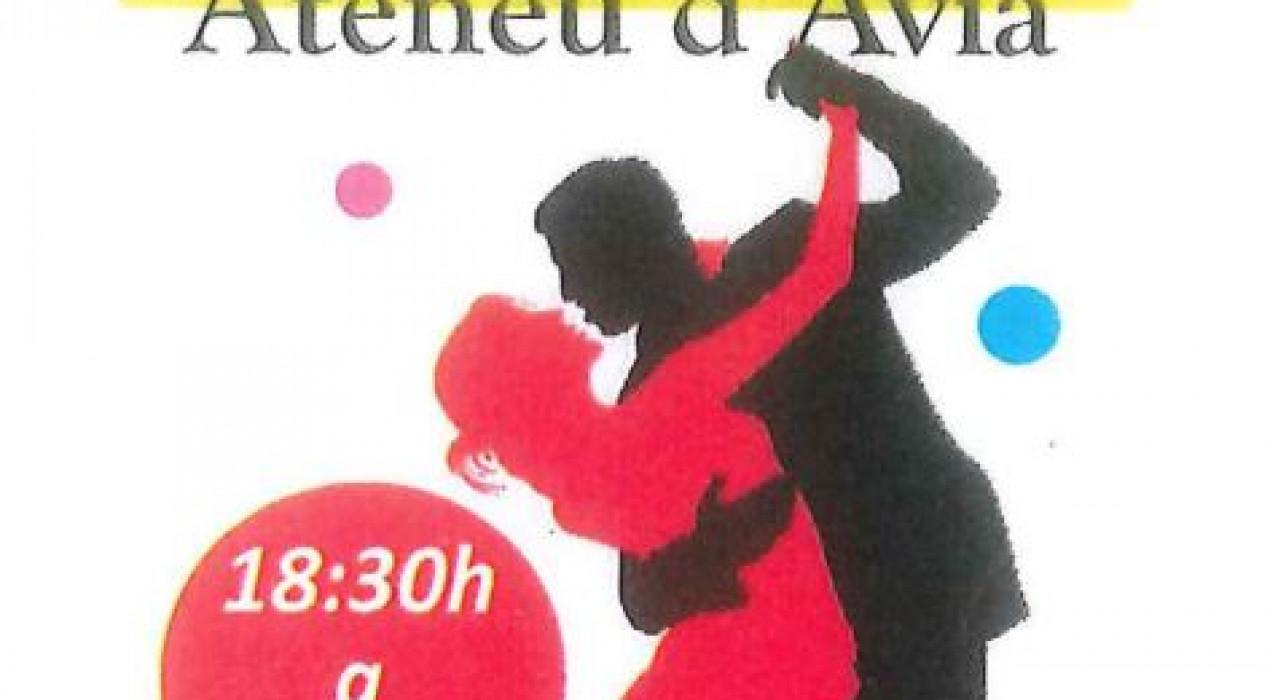 Ball a Avià: MARTA I ACORDIÓ