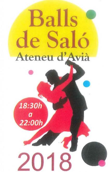 Ball a Avià: MARTA I ACORDIÓ @ Ateneu d'Avià
