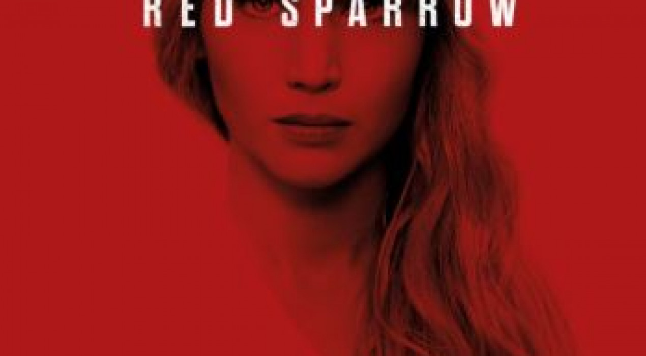 3r Cicle de cinema de l'EOI: Red Sparrow