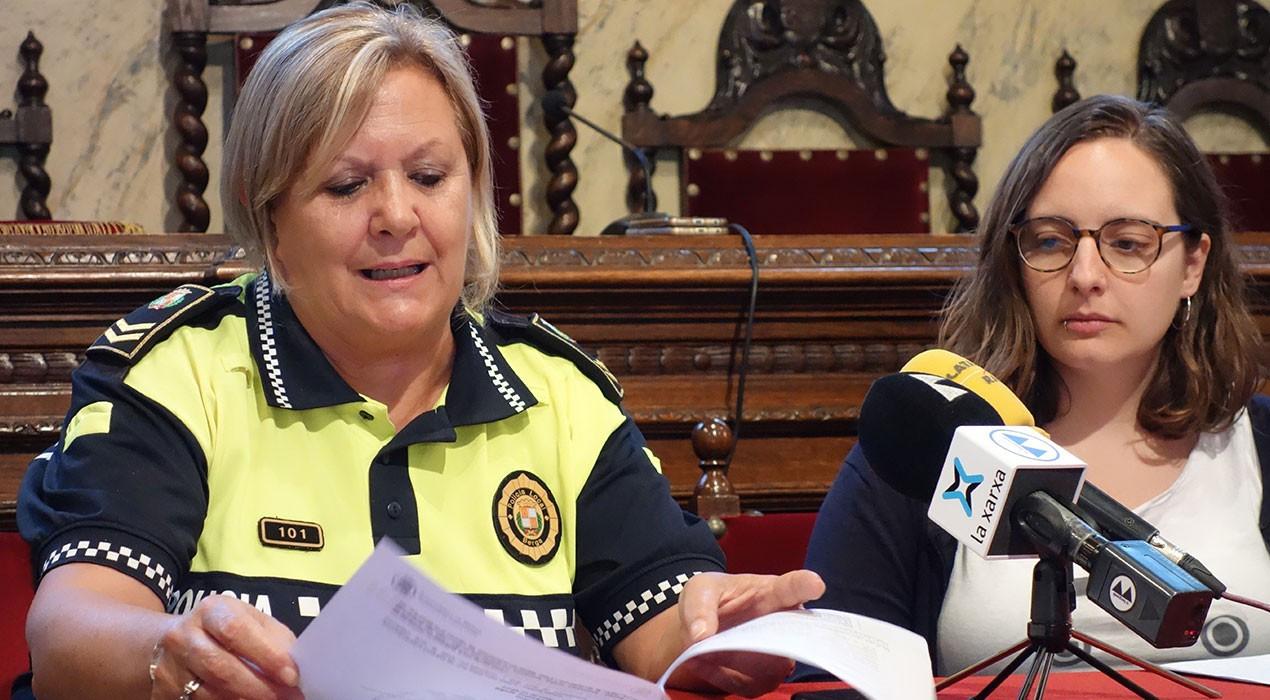 Berga busca en altres comissaries el relleu de la sergent en cap de la Policia Local