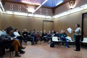 Els periodistes del Berguedà enceten un cicle de formacions per aprendre a informar sobre salut mental