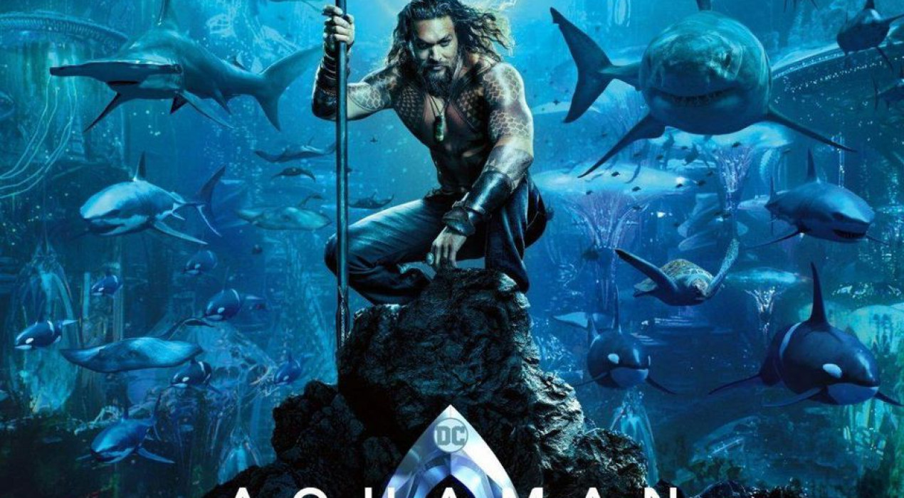 Cinema a Berga: AQUAMAN