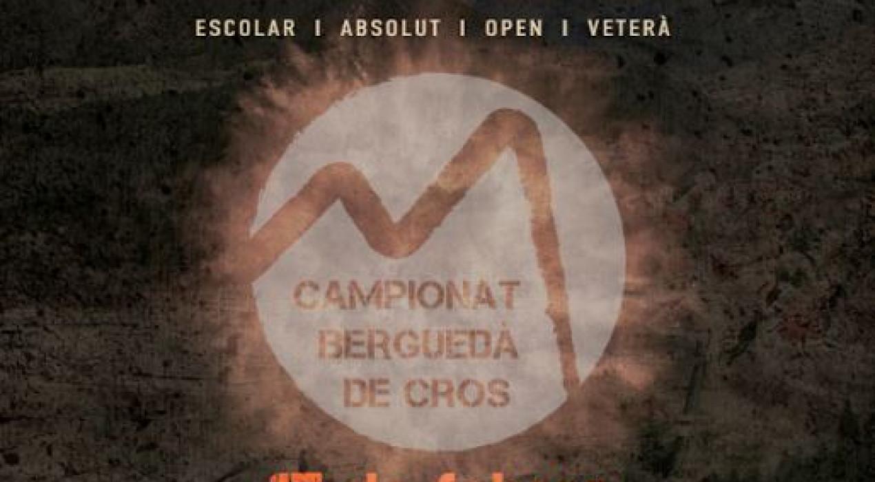 1er Campionat Berguedà de Cross