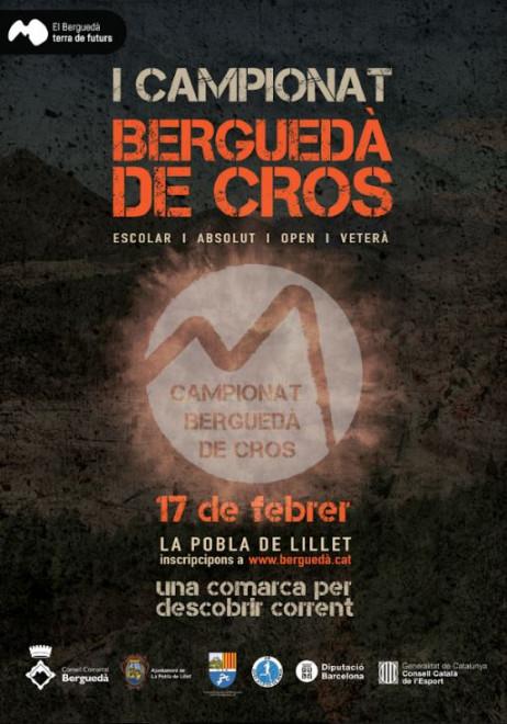 1er Campionat Berguedà de Cross @ La Pobla de Lillet