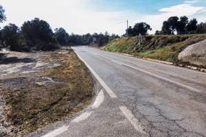 Veïns de l'Espunyola clamen per canviar el traçat de la nova C-26 entre Berga i Montmajor