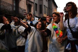 10% menys de puntuació per a les comparses que exhibeixin alcohol a la rua de Carnaval a Berga