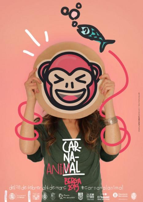 Carnaval Animal - Carnaval de Berga 2019 @ Berga