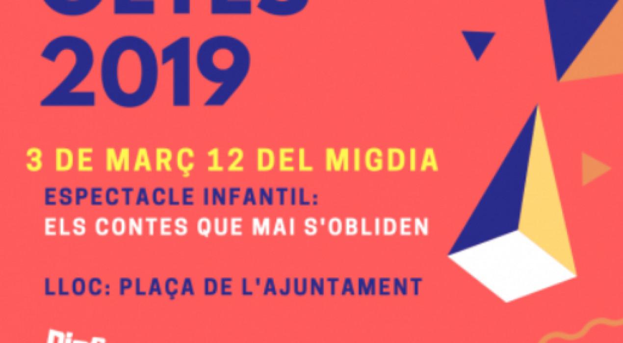 Carnestoltes infantil a Vilada 2019