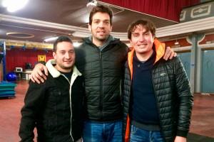 Ignasi Ballús renova com a president dels Castellers de Berga, que tindran dos caps de colla per primer cop