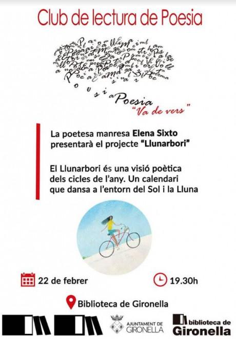 Presentació LLUNARBORI @ Biblioteca de Gironella