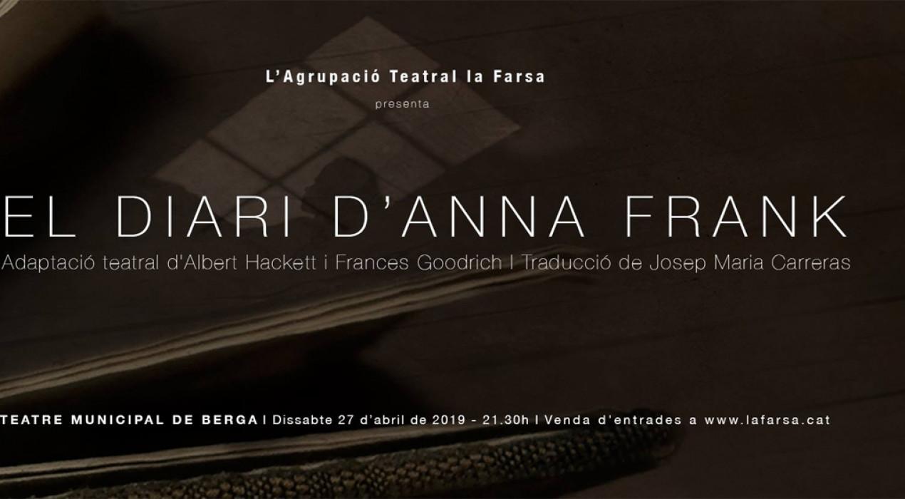 TEATRE 'El Diari d'Anna Frank'