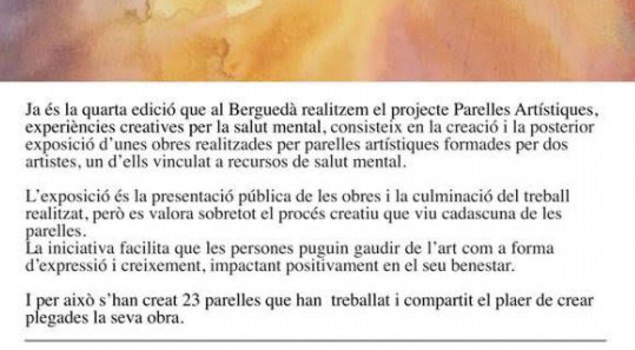 Inauguració de l'exposició de PARELLES ARTÍSTIQUES