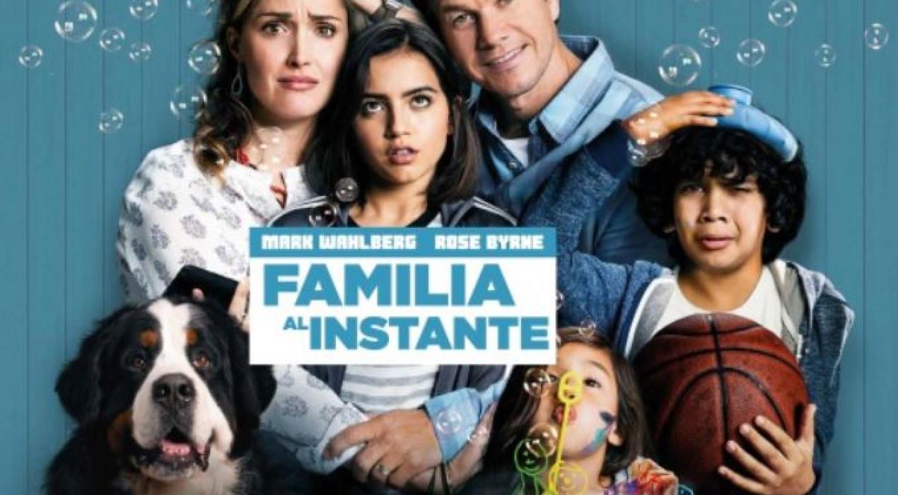 Cinema a Berga: FAMILIA AL INSTANTE