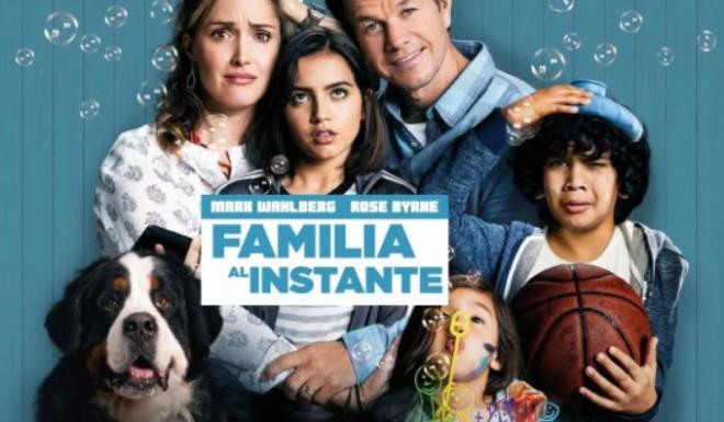 Cinema a Berga: FAMILIA AL INSTANTE @ Teatre Patronat de Berga
