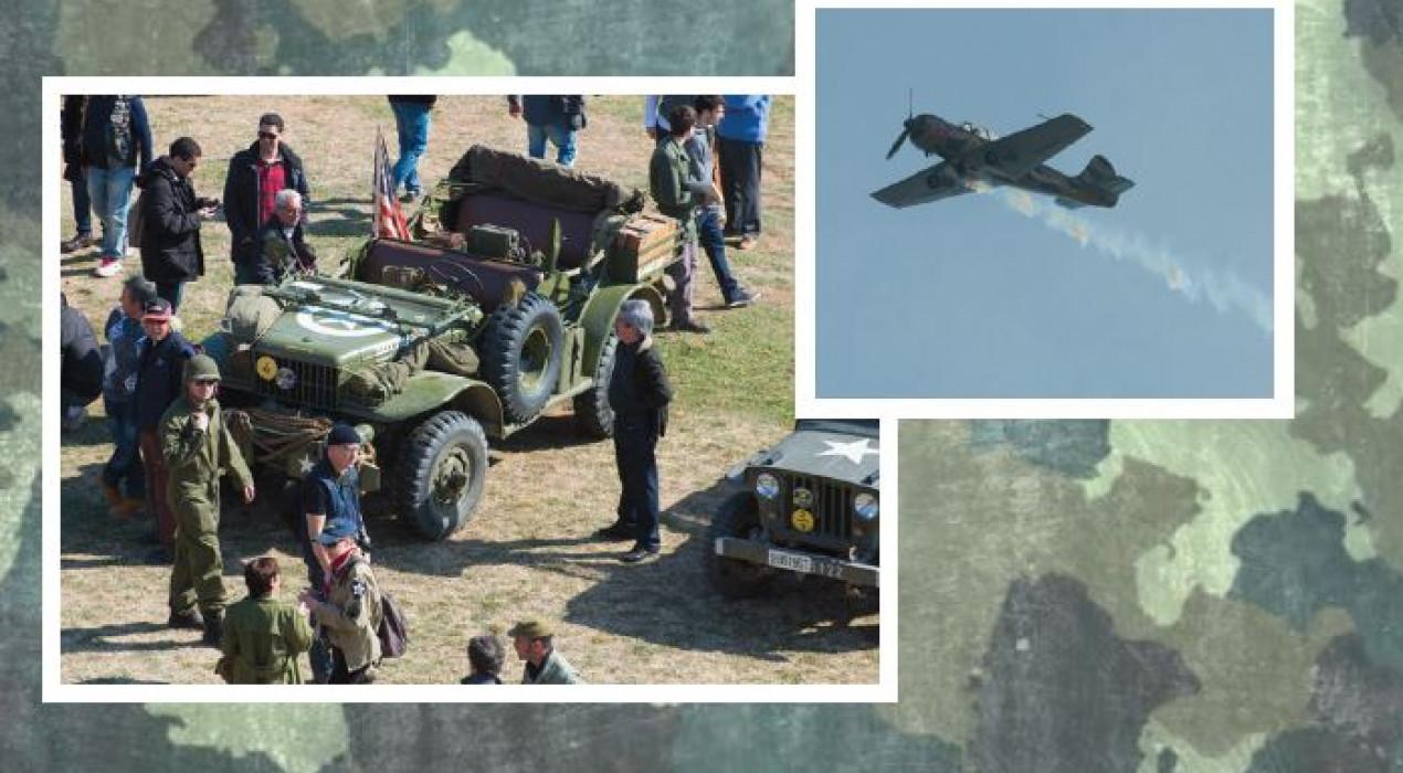 25a Concentració internacional de vehicles militars d'època