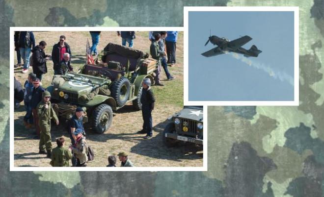 25a Concentració internacional de vehicles militars d'època @ El Guixaró