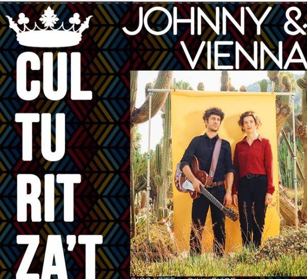 Culturitza't: Johnny & Vienna @ Torre de l'Amo (VILADOMIU NOU)