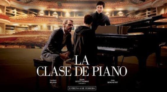Cinema a Berga: LA CLASE DE PIANO @ Teatre Patronat de Berga