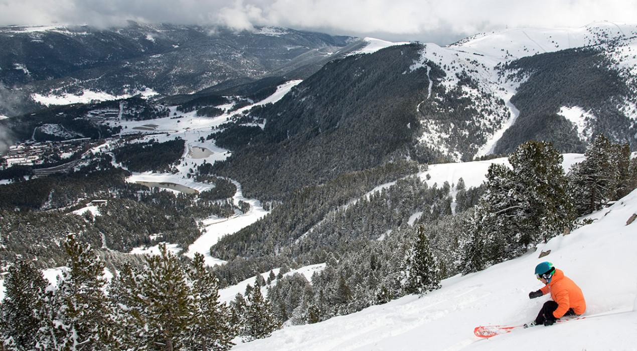 Nova temporada amb descomptes per als berguedans per esquiar a La Molina