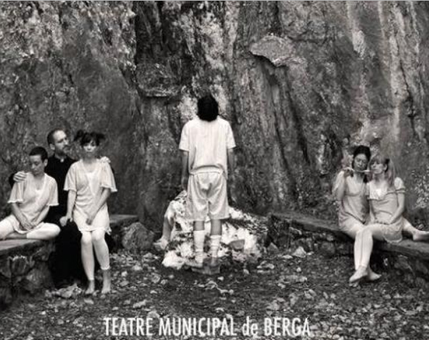 TEATRE: 'Nínidress' @ Teatre Municipal de Berga