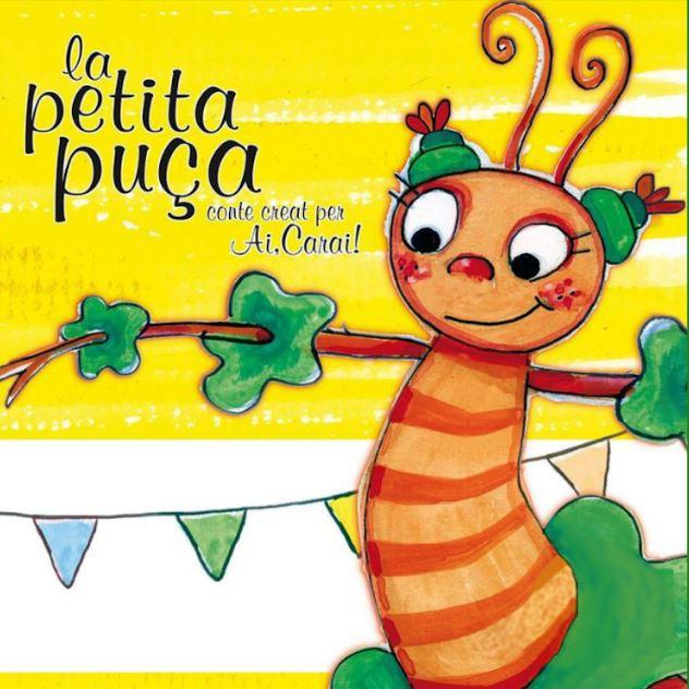 L'Hora del Cnte: 'La petita puça' @  Biblioteca Ramon Vinyes i Cluet  (BERGA)