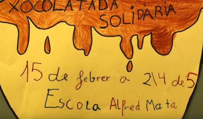Xocolatada Solidària @ Escola Alfred Mata (PUIG-REIG)
