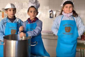 Quatre escoles del Berguedà fan xocolatades solidàries per a la investigació del càncer infantil