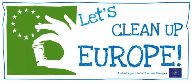 JORNADA DE NETEJA: Let's Clean Up Europe @ Zona de pàrquing El Molí de les Fonts – Castellar de n'Hug
