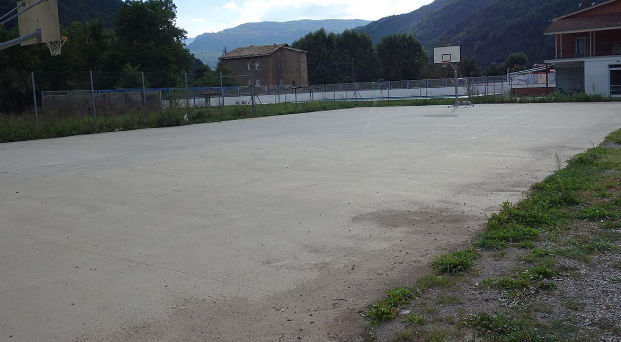 Guardiola adjudicarà aquest abril les obres al camp de futbol, la plaça de l'Ajuntament i la sala polivalent