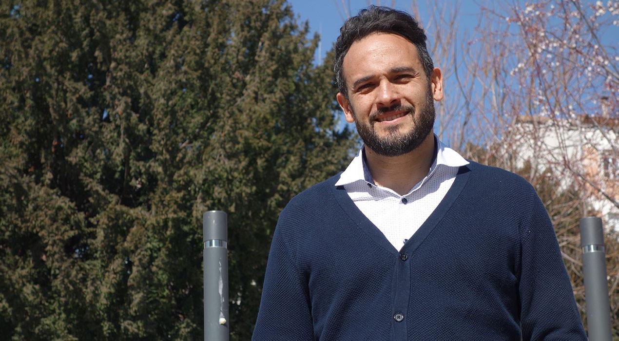 """Abel Garcia: """"Surto molt content del pacte amb el PDeCAT al Consell Comarcal"""""""