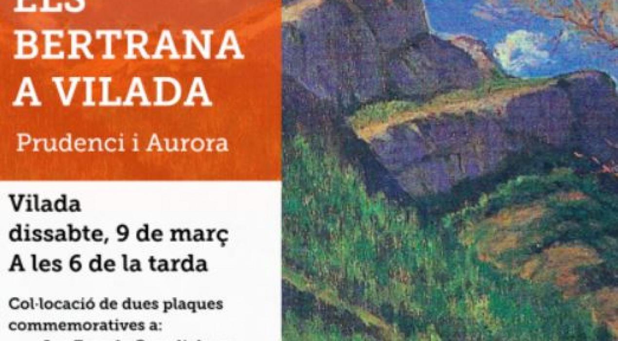 Els Bertrana a Vilada