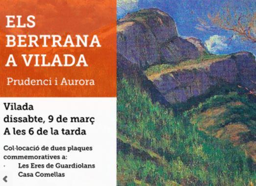 Els Bertrana a Vilada @ Vilada