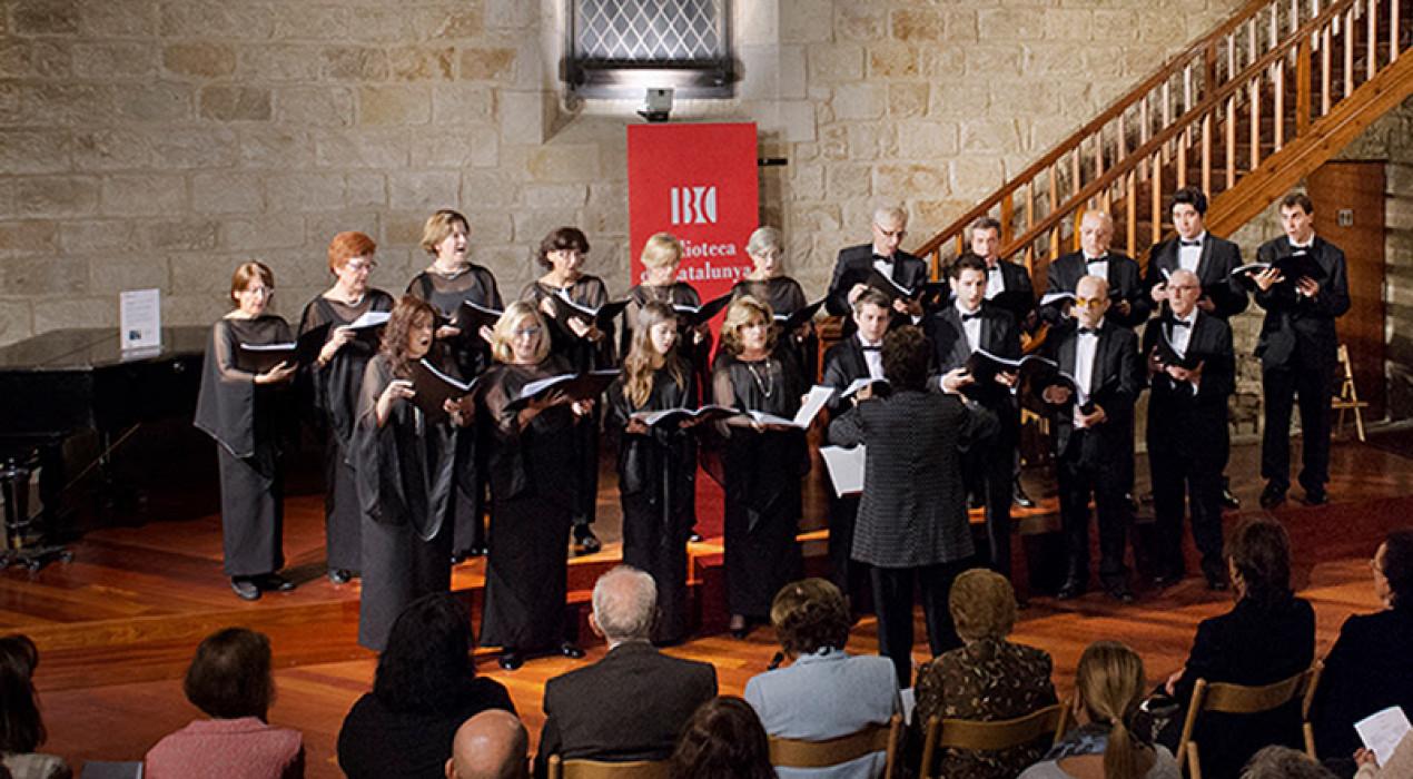 Concert LA CAPELLA FRANCESA DE BARCELONA