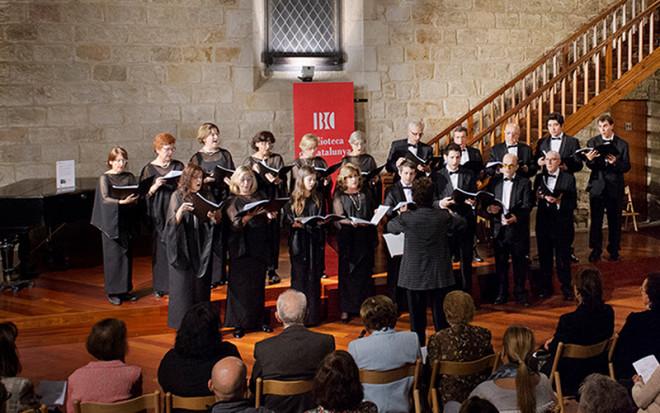 Concert LA CAPELLA FRANCESA DE BARCELONA @ Monestir de Sant Llorenç (GUARDIOLA DE BERGUEDÀ)