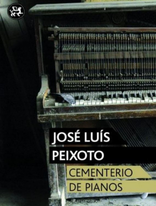 CLUB DE LECTURA: Cementerio de pianos @ Biblioteca Ramon Vinyes i Cluet (BERGA)
