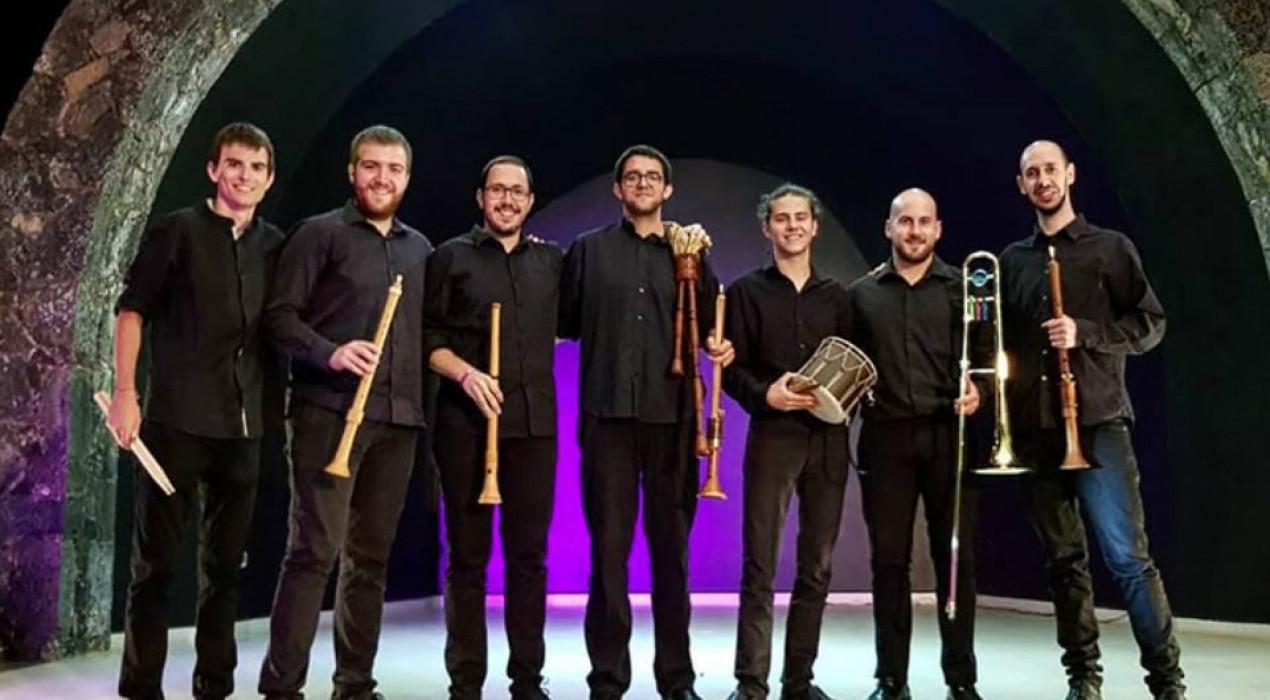 Concert COBLA LA MITJA LLUNA
