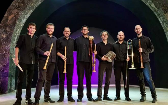 Concert COBLA LA MITJA LLUNA @ Monestir de Sant Llorenç (GUARDIOLA DE BERGUEDÀ)