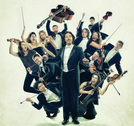 Concerto a tempo d'umore @ Teatre Esplai L'Ametlla de Merola