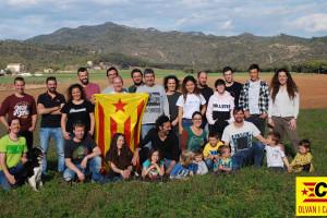 La CUP s'imposa amb claredat a Olvan i governarà per primera vegada