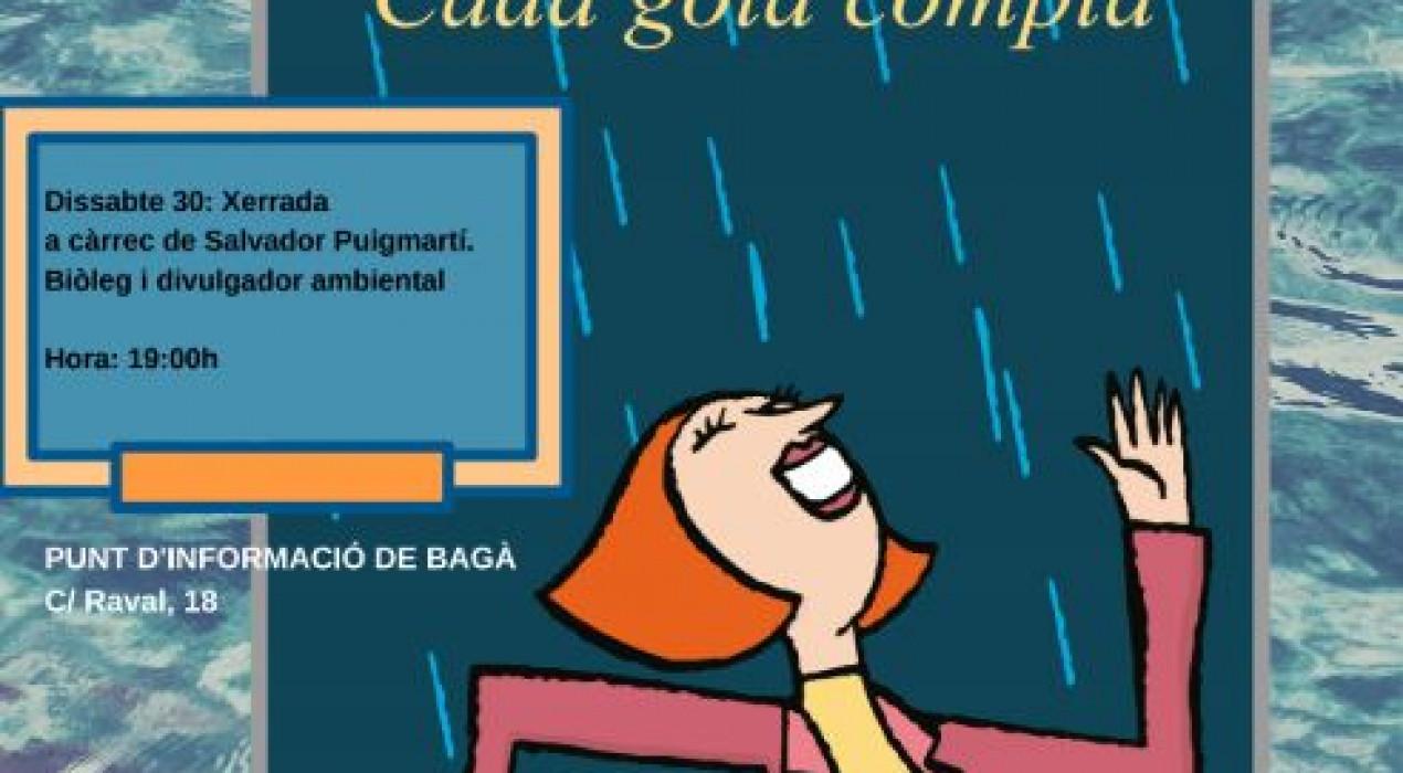 """Exposició """"ESTIMA L'AIGUA, CADA GOTA COMPTA"""""""