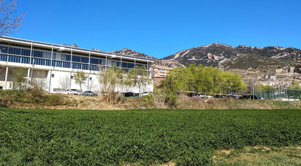 Berga reprèn el projecte dels 60 horts urbans a la zona del pavelló amb una consulta ciutadana