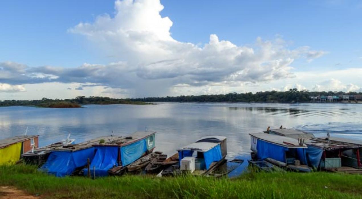 Xerrada i projecció àudio-visual: Una amazònia oblidada