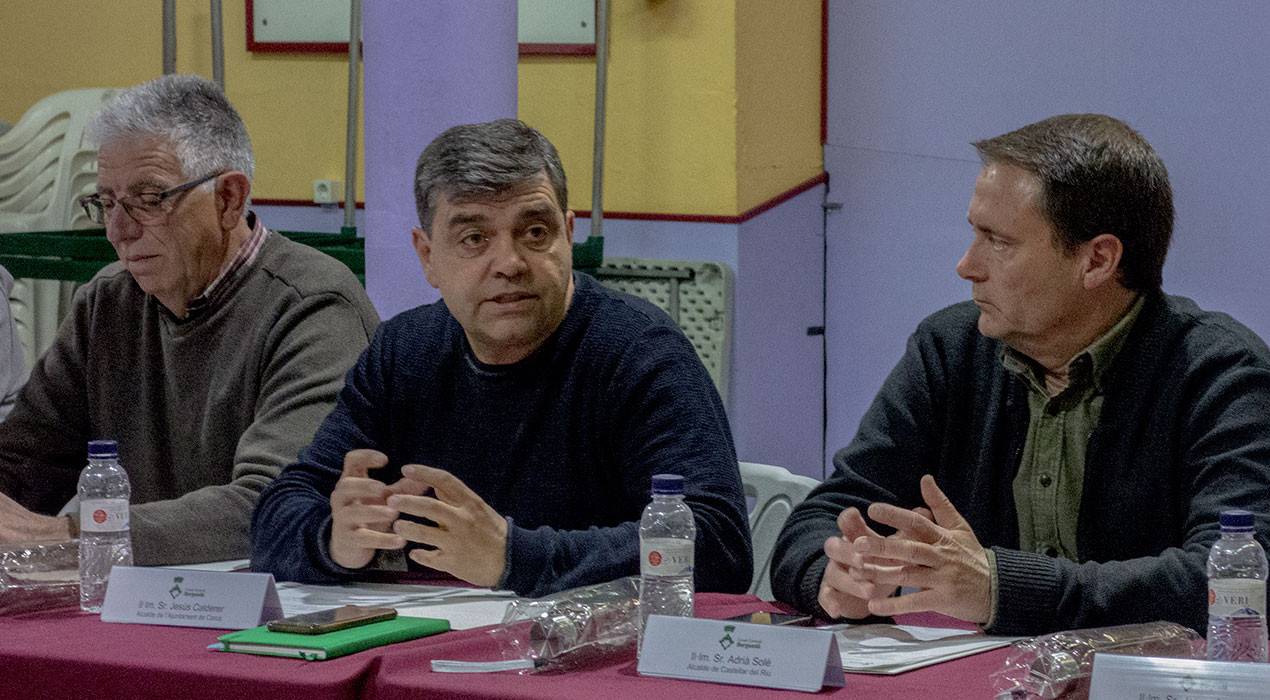 El Consell Comarcal rebutja incloure per urgència una moció que demana la destitució de Jesús Calderer