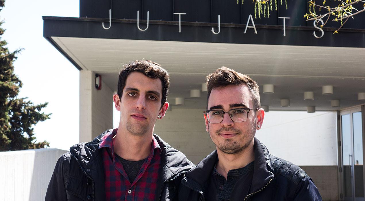 Els agressors de l'Andy i el Jorge eviten la presó, però hauran de pagar una indemnització i fer dos cursos sobre drets humans