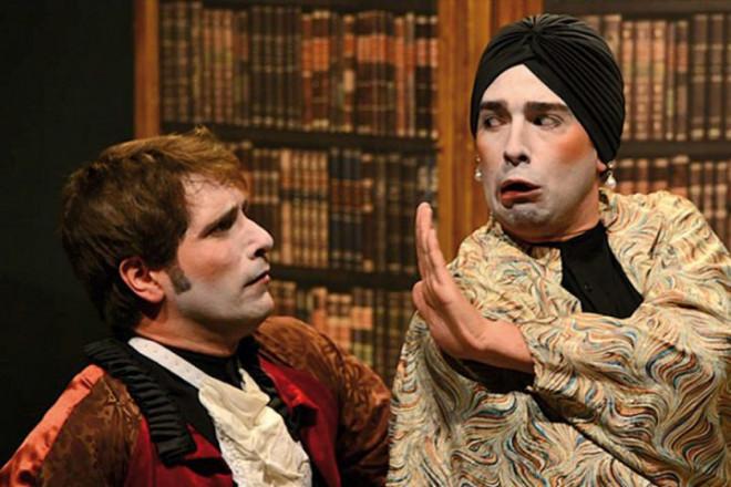 Les dones sàvies @ Teatre Esplai L'Ametlla de Merola