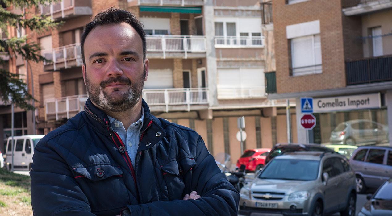 """Joan Antoni López Noguera: """"Si de mi depèn, governarà qui sigui menys la CUP"""""""