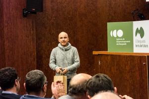 Liken Skis, un projecte de creació d'esquís de fusta, guanya el 7è Concurs d'Emprenedors